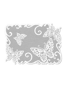Heritage Lace Butterfly Placemat