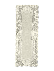 Heritage Lace Canterbury Classic Table Runner