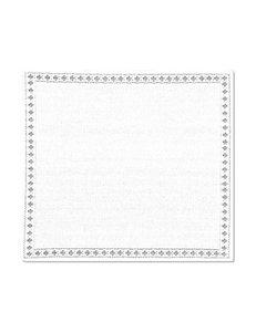 Heritage Lace White Napkins & Napkin Rings Table Linens