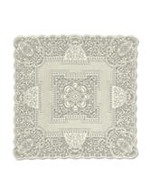 Heritage Lace Canterbury Classic Table Topper