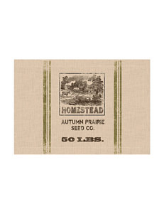 Heritage Lace Natural Placemats Table Linens