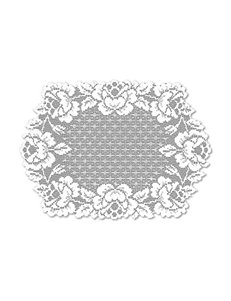 Heritage Lace Cottage Rose Placemat