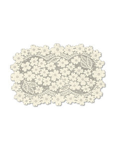 Heritage Lace Dogwood Placemat