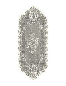 Heritage Lace Ecru Table Runners Table Linens