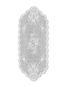 Heritage Lace Floret Table Runner