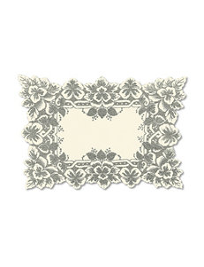 Heritage Lace Heirloom Placemat