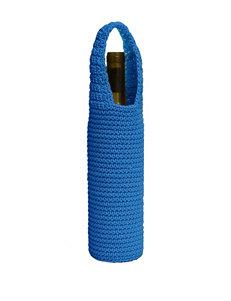 Heritage Lace Cobalt Blue Carriers & Totes Kitchen Storage & Organization