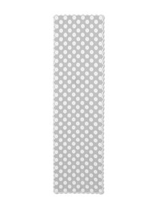 Heritage Lace Polka Dot Table Runner