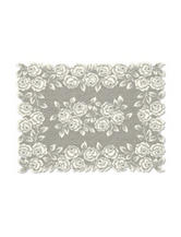 Heritage Lace Tea Rose Placemat