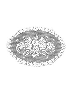 Heritage Lace Victorian Rose Placemat