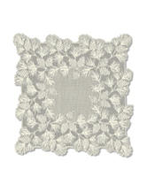 Heritage Lace Woodland Ecru Table Topper