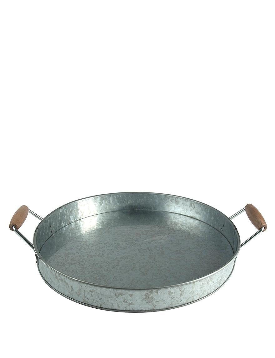 Artland Steel Serving Platters & Trays Serveware