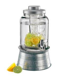 Artland Oasis Beverage Jar with Chillfer Infuser