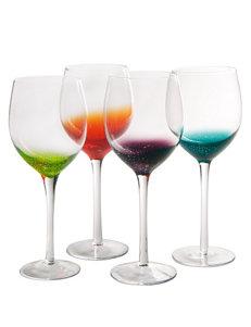Artland 4-pk. Fizzy Goblet Glass Set