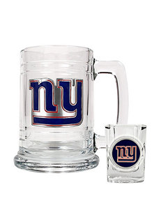 NFL Clear Beer Glasses Cocktail & Liquor Glasses Drinkware Sets Drinkware NFL