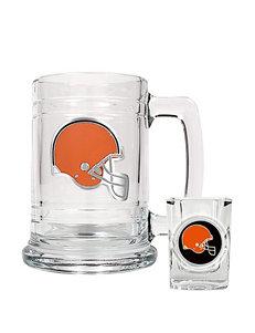 NFL Clear Drinkware Sets Mugs Drinkware NFL