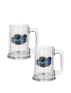 Florida Gators 2-pc. Glass Tankard Set