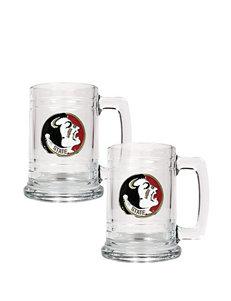 NCAA Clear Beer Glasses Everyday Cups & Glasses Mugs Drinkware NCAA