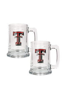Texas Tech Red Raiders® 2-pc. Glass Tankard Set