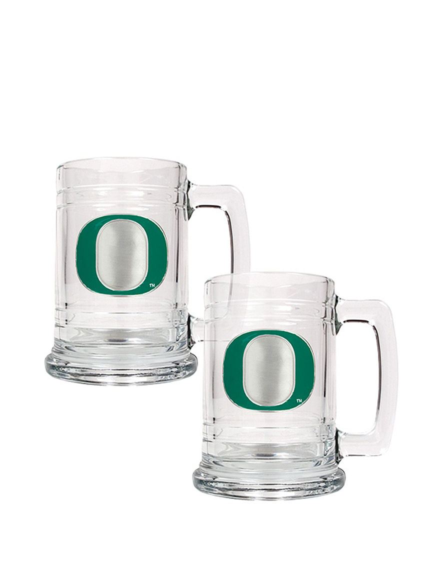 NCAA Clear Beer Glasses Drinkware Sets Everyday Cups & Glasses Mugs Drinkware NCAA