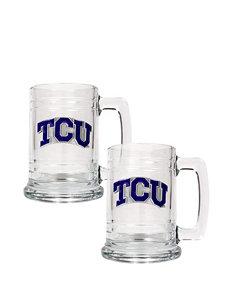 NCAA Clear Beer Glasses Mugs Wine Glasses Drinkware NCAA