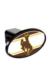 Wyoming Cowboys® Trailer Hitch Cover