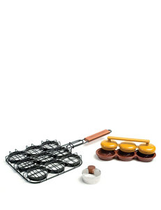 Charcoal Companion Natural Grills & Grill Accessories