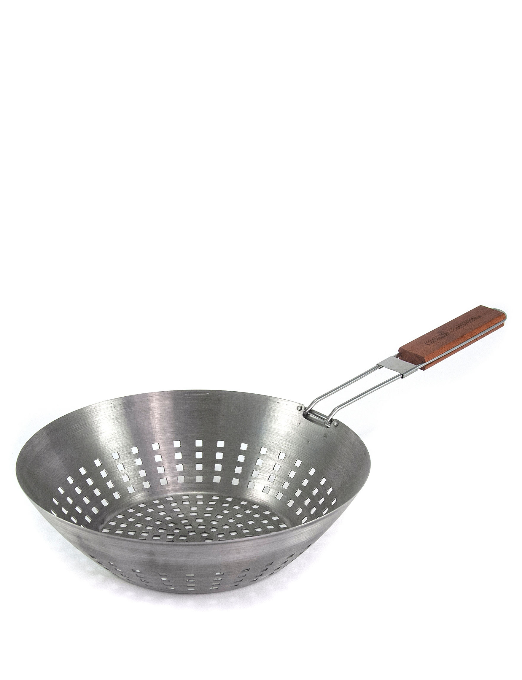 Charcoal Companion Natural Frying Pans & Skillets Cookware