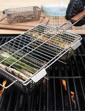 Charcoal Companion 3-Compartment Basket Set