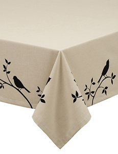 Design Imports Tan Table Cloths Table Linens