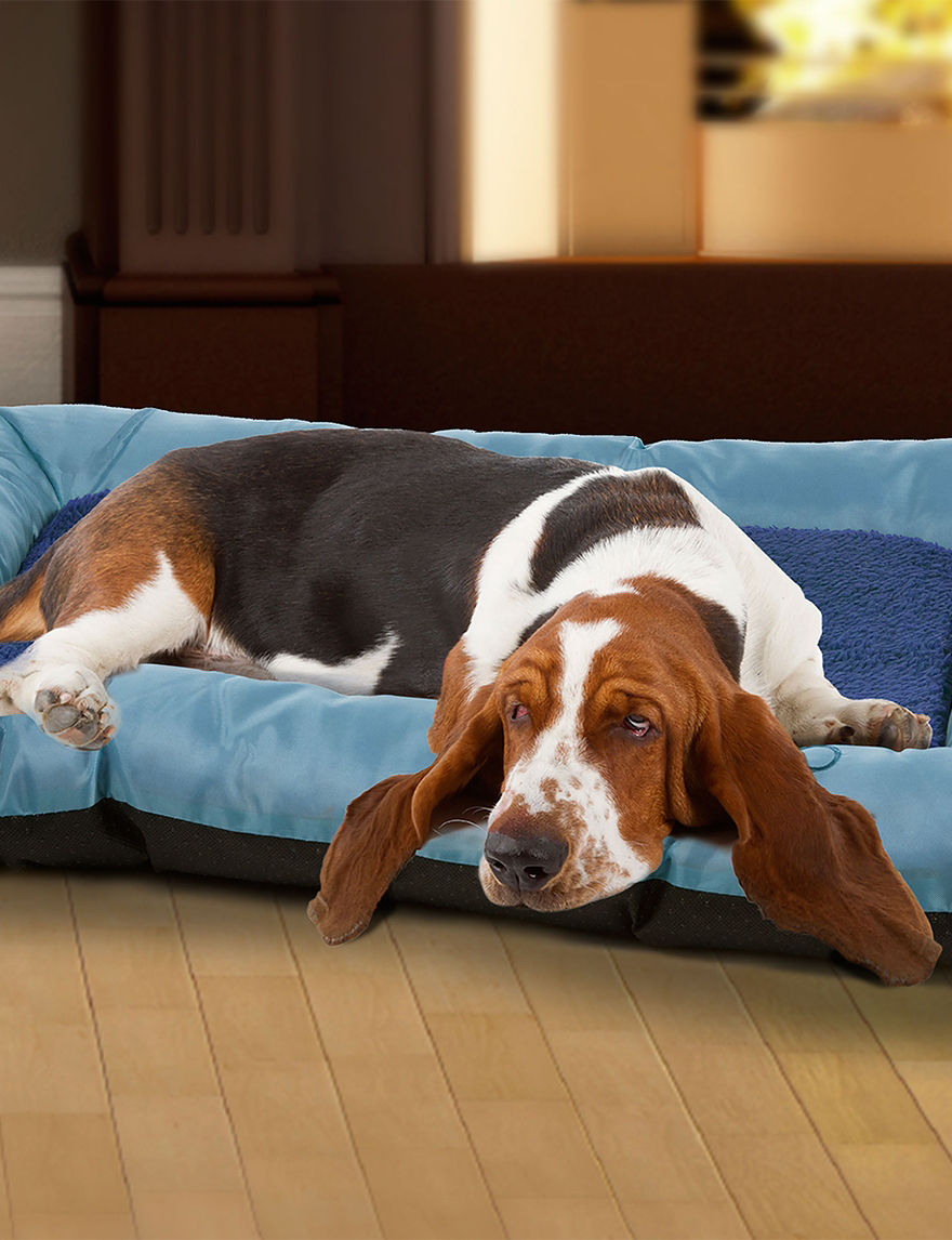 Paw Blue Pet Beds & Houses