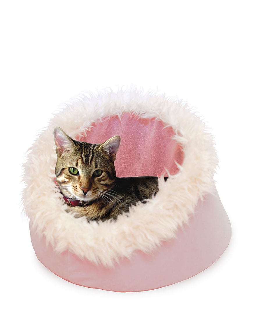 Paw Pink Pet Beds & Houses