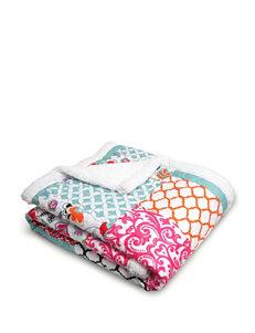 Lush Decor Purple Blankets & Throws