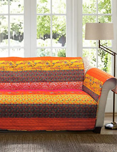 Forever New Orange Slipcovers