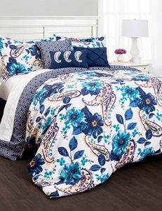 Lush Decor Blue Comforters & Comforter Sets
