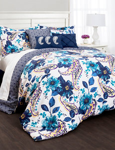 Lush Décor 7-pc. Floral Paisley Collection Comforter Set