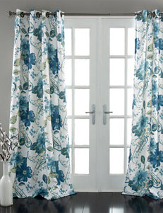 Ever Dark Blue Curtains & Drapes Window Treatments