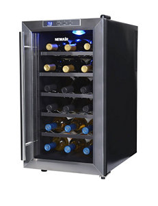 NewAir 18 Bottle Thermoelectric Wine Cooler
