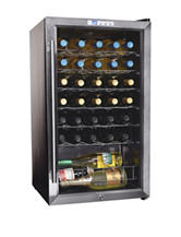 NewAir 33 Bottle Compressor Wine Cooler