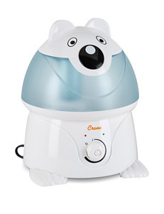 Crane White Humidifiers & Air Purifiers