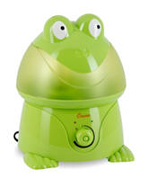 Crane Adorable Frog Ultrasonic Cool Mist Humidifier