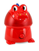 Crane Adorable Red Dragon Ultrasonic Cool Mist Humidifier