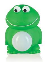 Crane Adorable Belly Glo Frog Night Light