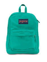 JanSport Teal Superbreak Backpack