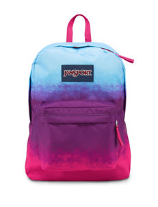 Jansport Purple Night Ombre Superbreak Backpack