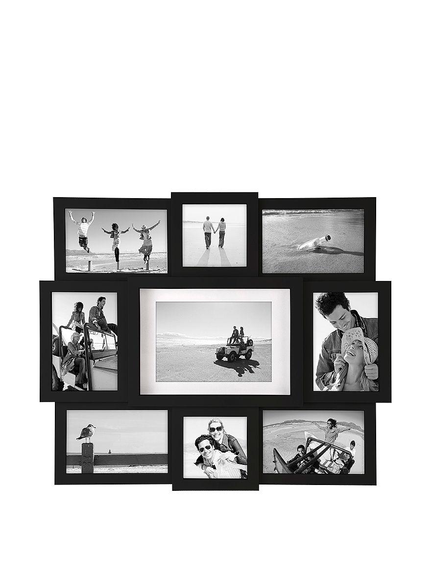 Malden Black Frames & Shadow Boxes Home Accents