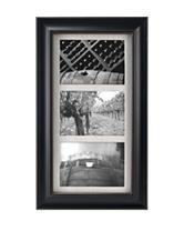 Malden 5 x 7 Barnside Black Collage Frame