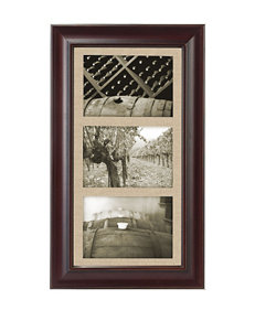 Malden Walnut Frames & Shadow Boxes Home Accents