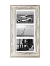 Malden Whitman White Wash Photo Frame