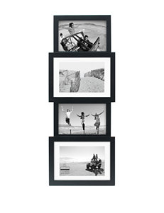 Malden Black Frames & Shadow Boxes Home Accents